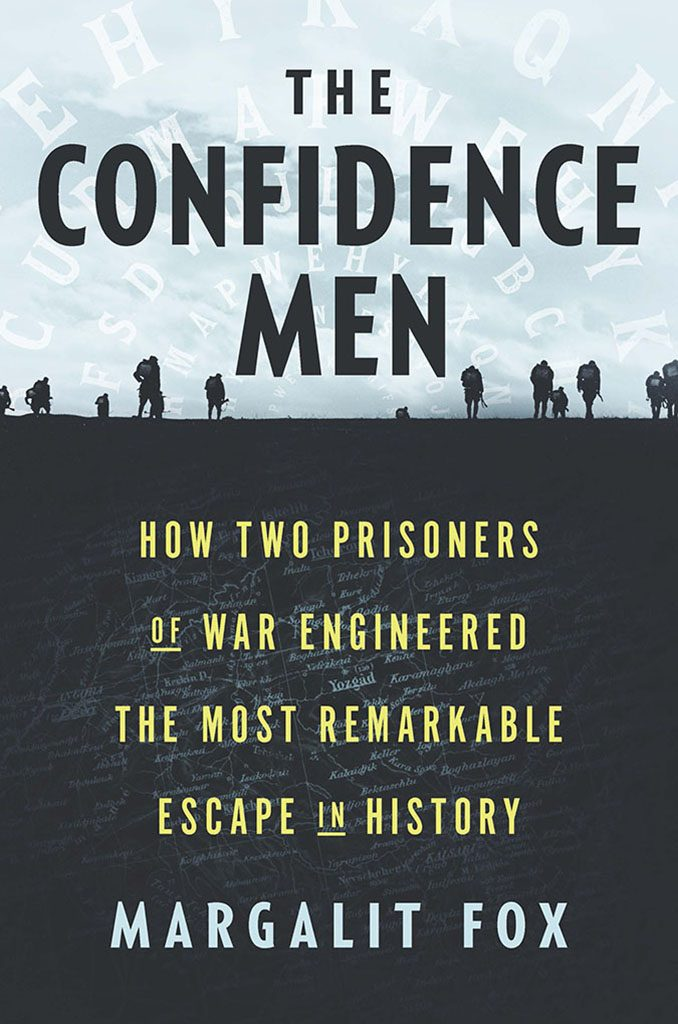 The Confidence Man by Margalit Fox